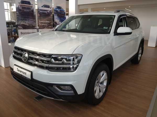 Volkswagen Teramont, 2018 год, 3 565 635 руб.
