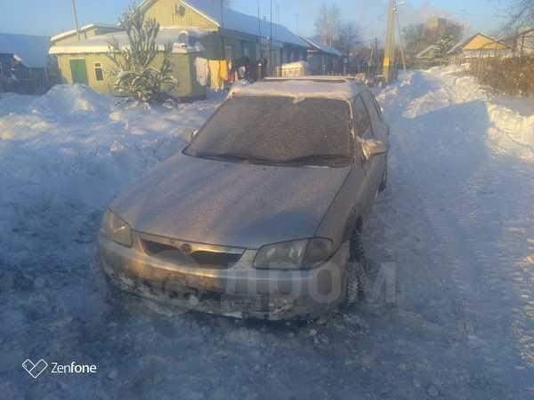Mazda Familia S-Wagon, 1999 год, 50 000 руб.