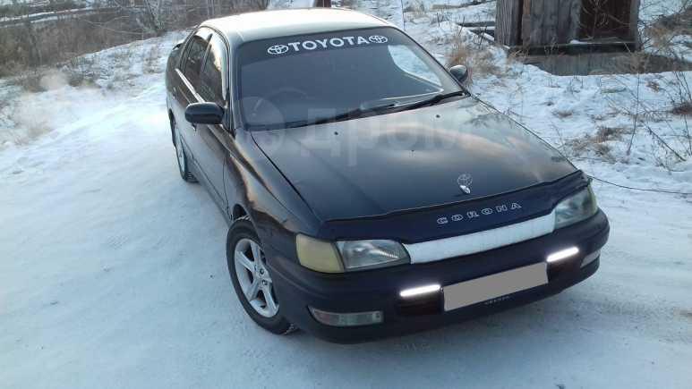 Toyota Corona, 1986 год, 170 000 руб.