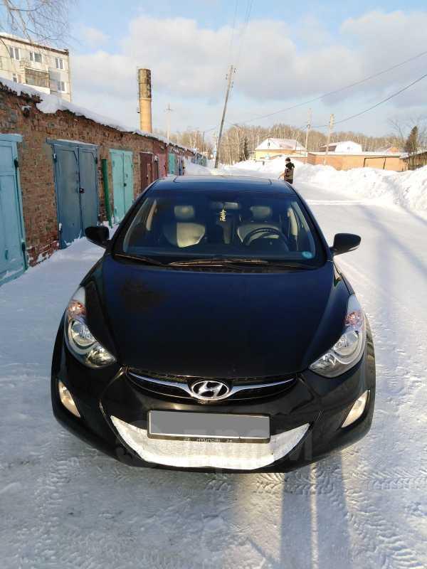 Hyundai Avante, 2011 год, 690 000 руб.