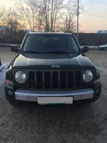 Jeep Patriot, 2008 г., Иркутск