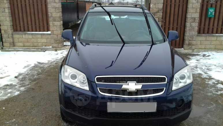 Chevrolet Captiva, 2006 год, 430 000 руб.