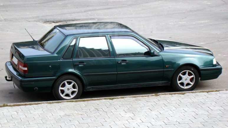 Volvo 460, 1994 год, 25 000 руб.