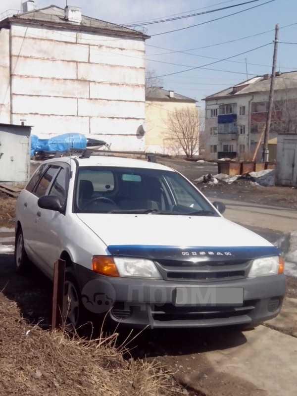 Nissan AD, 2001 год, 101 000 руб.