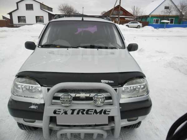 Chevrolet Niva, 2003 год, 235 000 руб.