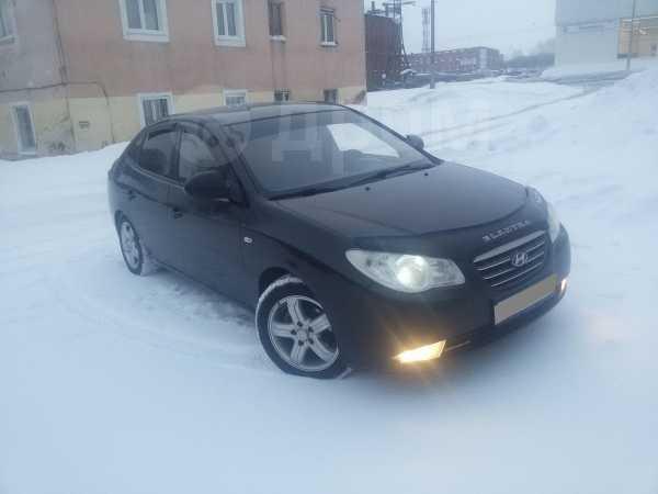 Hyundai Elantra, 2007 год, 339 000 руб.