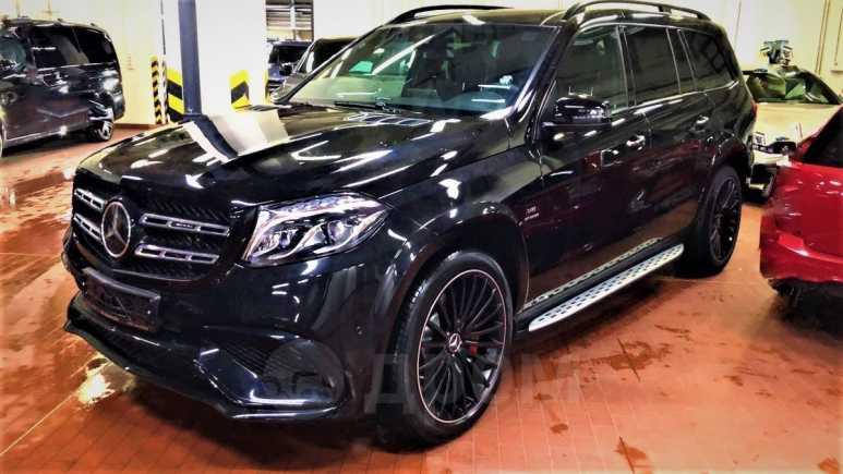 Mercedes-Benz GLS-Class, 2018 год, 9 300 000 руб.
