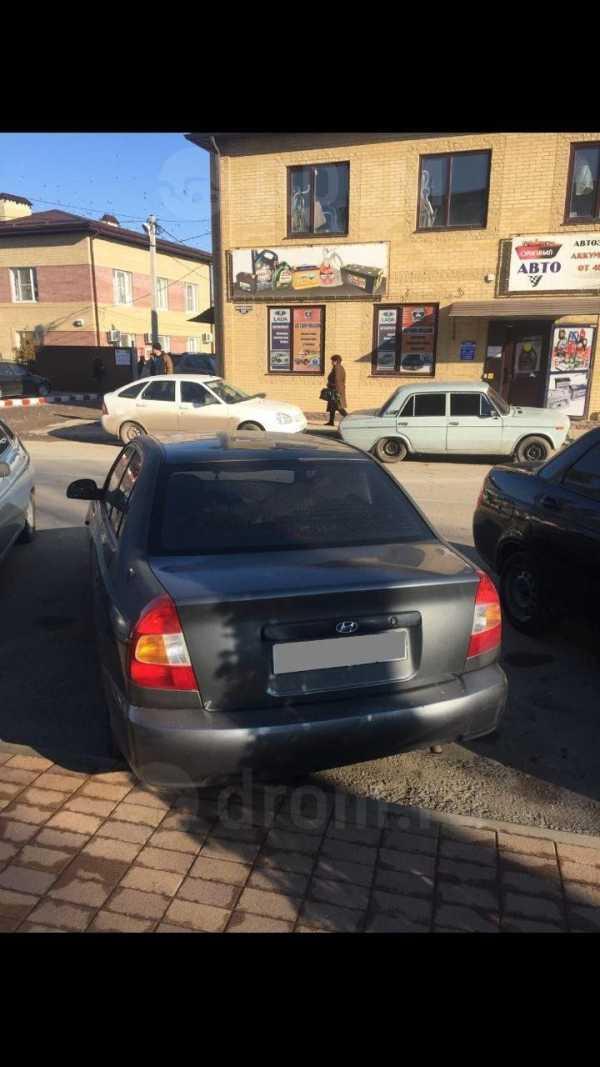 Hyundai Accent, 2002 год, 138 000 руб.