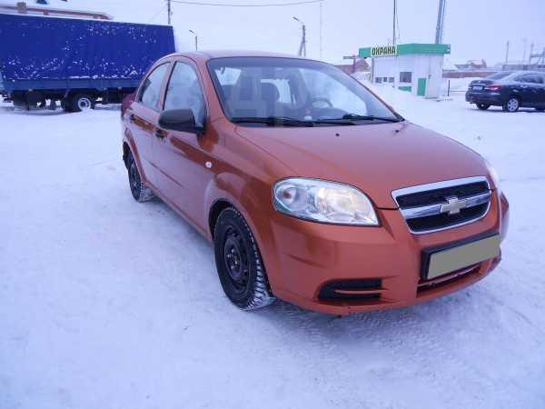 Chevrolet Aveo, 2007 год, 183 000 руб.
