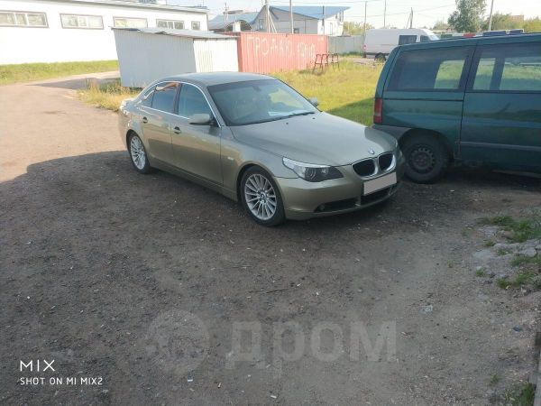 BMW 5-Series, 2003 год, 495 000 руб.