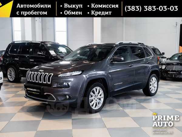 Jeep Cherokee, 2014 год, 1 509 000 руб.