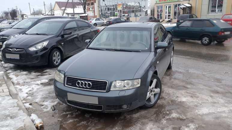 Audi A4, 2002 год, 249 000 руб.