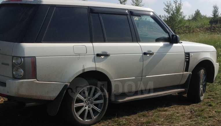 Land Rover Range Rover, 2008 год, 340 000 руб.