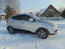 Hyundai ix35, 2012 г., Новосибирск