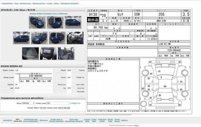 Nissan Serena, 2016 год, 1 189 000 руб.