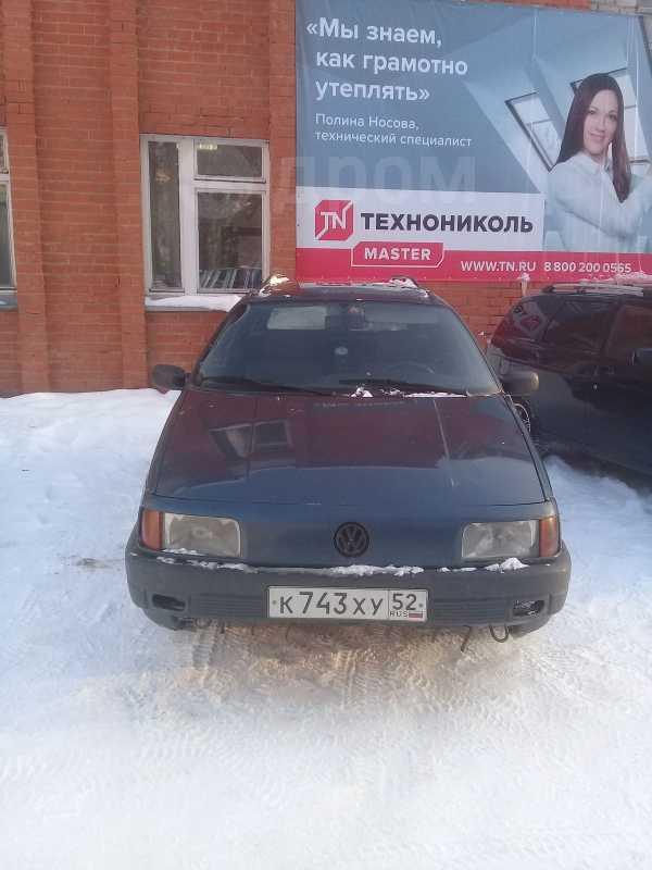 Volkswagen Passat, 1989 год, 73 000 руб.