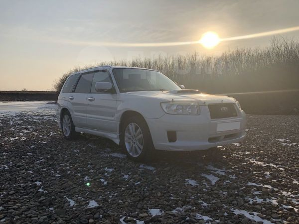 Subaru Forester, 2007 год, 620 000 руб.