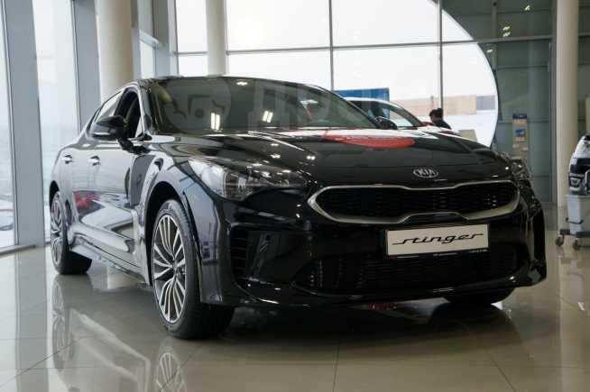 Kia Stinger, 2018 год, 2 094 900 руб.