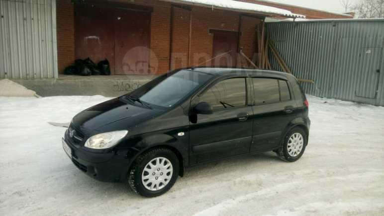 Hyundai Getz, 2007 год, 269 000 руб.