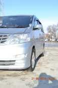 Toyota Alphard, 2008 год, 1 050 000 руб.