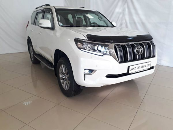 Toyota Land Cruiser Prado, 2018 год, 3 802 000 руб.
