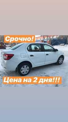 Улан-Удэ Renault Logan 2015