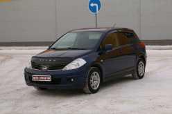 Красноярск Nissan Tiida 2008