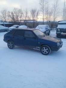 ВАЗ (Лада) 2109, 1999 г., Красноярск