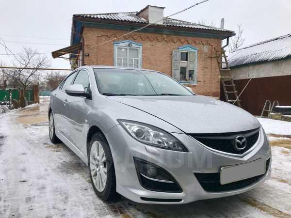 Mazda Mazda6, 2011 год, 580 000 руб.