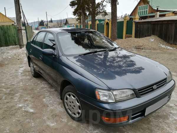 Toyota Corona, 1995 год, 220 000 руб.