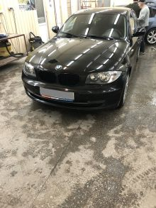 Тюмень BMW 1-Series 2011
