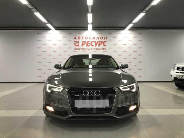 Audi A5, 2013 год, 1 199 000 руб.