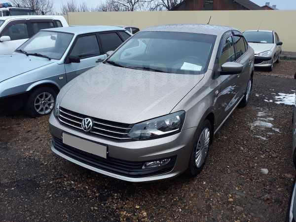 Volkswagen Polo, 2017 год, 720 000 руб.
