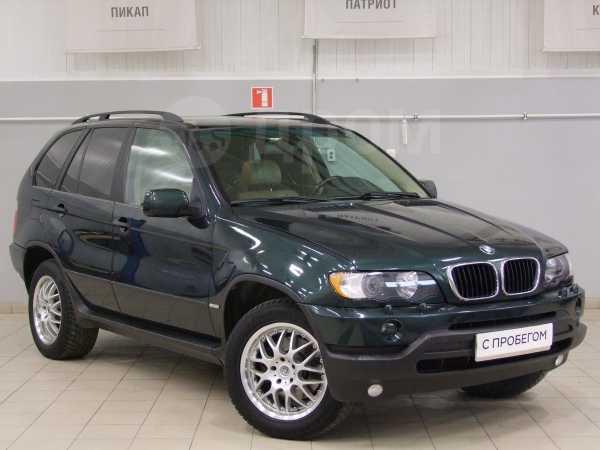 BMW X5, 2001 год, 489 000 руб.