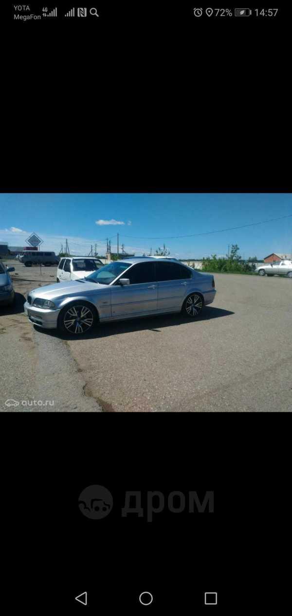 BMW 3-Series, 2001 год, 170 000 руб.