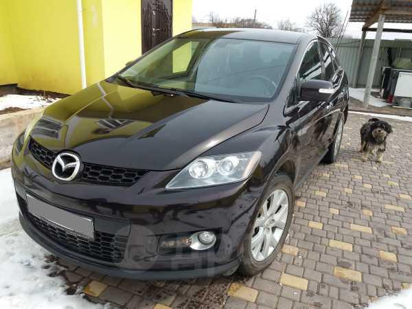 Mazda CX-7, 2007 год, 440 000 руб.