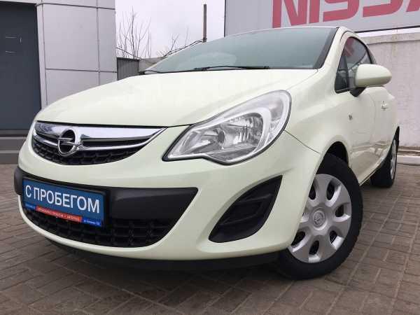 Opel Corsa, 2011 год, 359 900 руб.