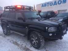 Nissan Patrol, 2008 г., Челябинск