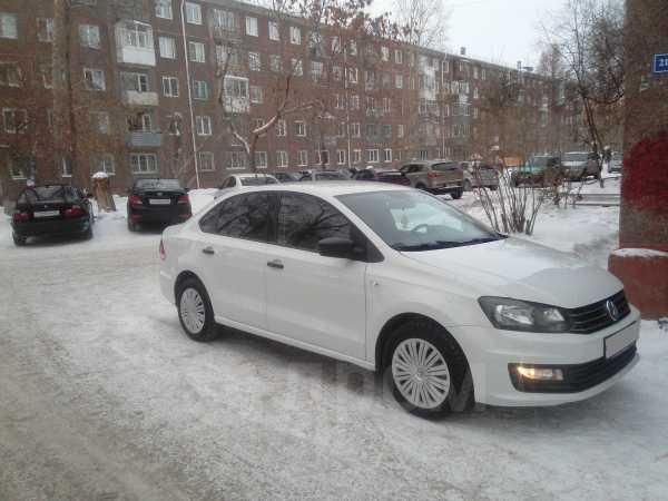 Volkswagen Polo, 2017 год, 635 000 руб.