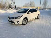Томск Corolla 2014