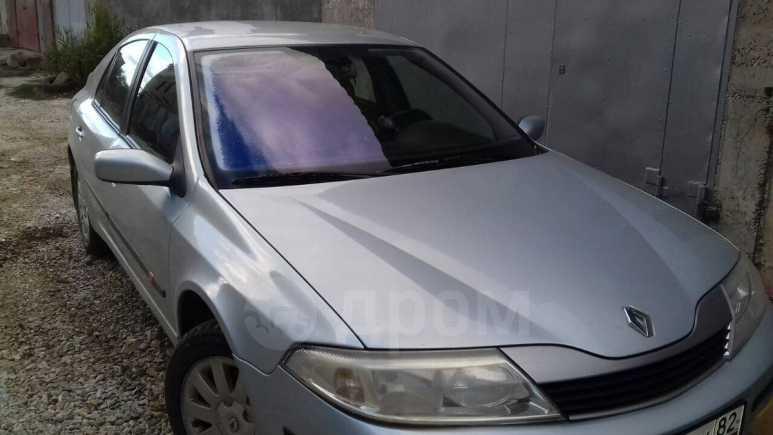 Renault Laguna, 2002 год, 260 000 руб.