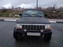 Севастополь Cherokee 1992