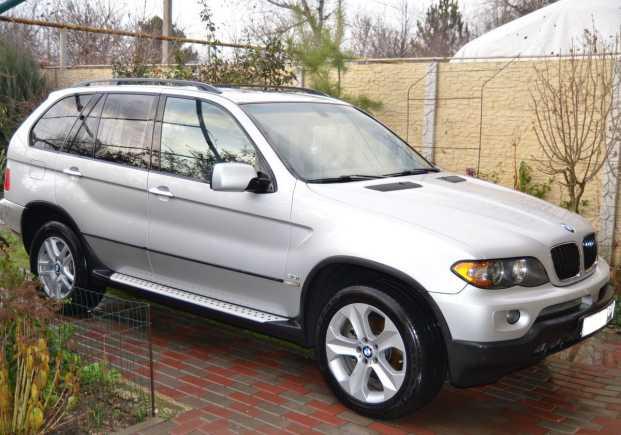 BMW X5, 2004 год, 777 000 руб.