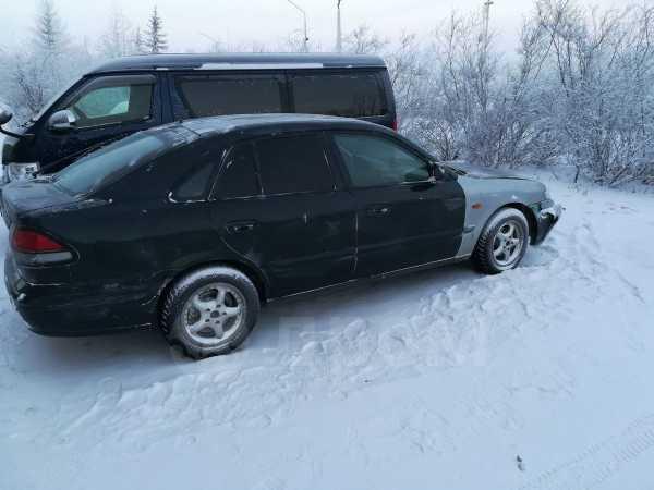 Mazda 626, 1999 год, 100 000 руб.