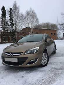 Киселёвск Astra 2012