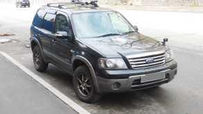 Ford Escape, 2007 г., Владивосток