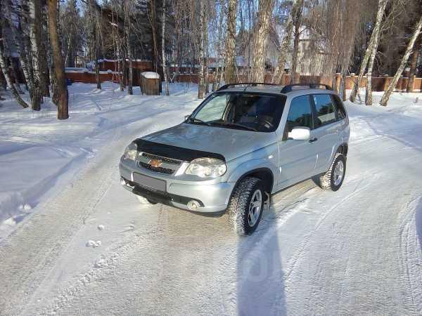 Chevrolet Niva, 2011 год, 337 000 руб.