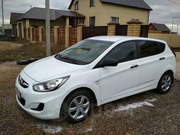 Hyundai Solaris, 2012 год, 424 000 руб.
