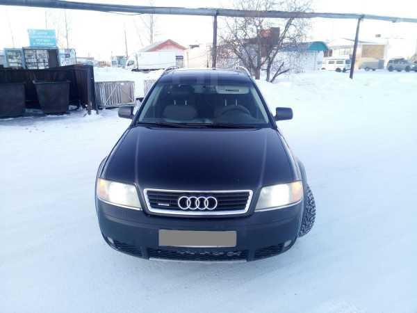 Audi A6 allroad quattro, 2003 год, 380 000 руб.