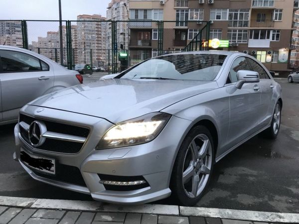 Mercedes-Benz CLS-Class, 2012 год, 1 850 000 руб.